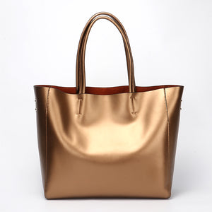 Toulouse Leather Luxe Tote