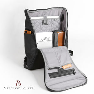 "Blackburn Backpack Bag (fits up to MacBook 15.4"")"
