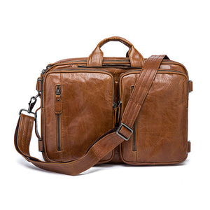 Ashburton Leather Briefcase
