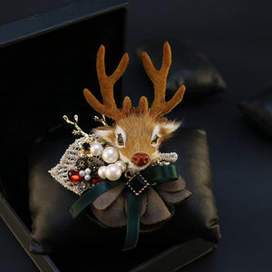 Rudolph Corsage