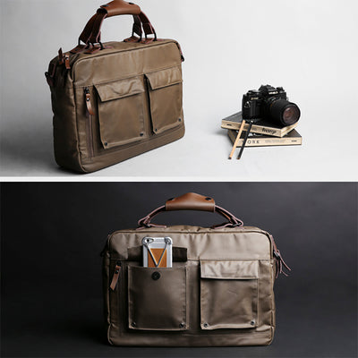 "Brighton Briefcase (For 13-15.4"" Laptops)"