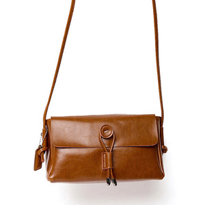 Lille Leather Cross Shoulder