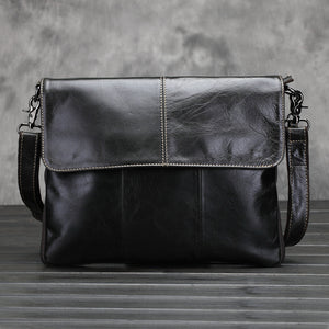 Brixton Bag - Expandable Leather Folio