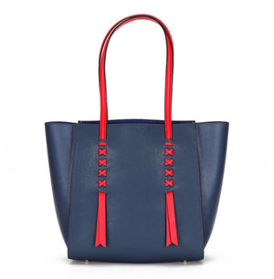 Verdon Leather Tote