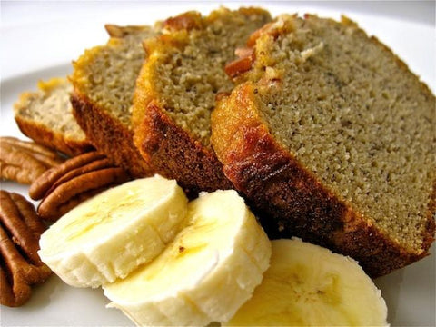 UV Banana Nut Bread