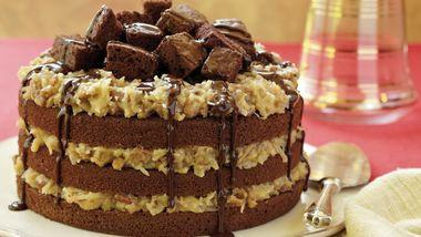 UV- German Chocolate Cake
