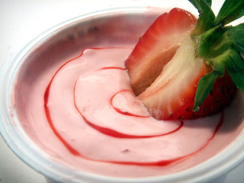 UV Strawberry Yogurt