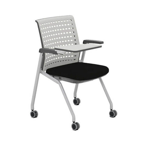 Student Chair With Desk Stacking