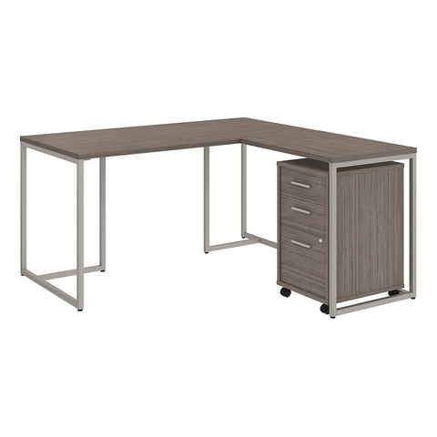 Harmony L Shaped Desk Small Space 60W x 60D