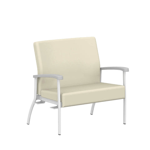 Support Series Bariatric Lounge Chairs 33W Right and Left Links