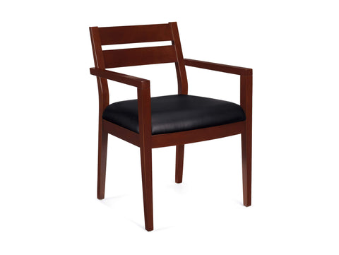 Monroe Wood Guest Chairs