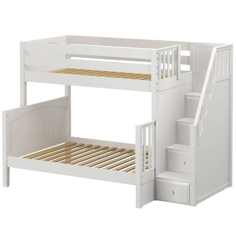 Riley Twin over Full Size Bunk Beds
