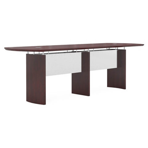 Milano Veneer Rectangular Conference Table