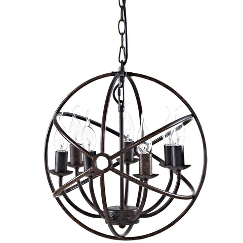 Klere Industrial Hanging Lights