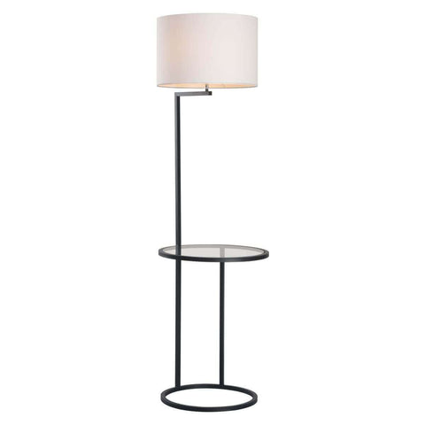 Trafford Shelf Floor Lamp