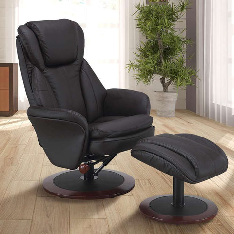 Hubbard Modern Leather Recliner