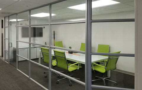 Conference Room Glass Walls TC20