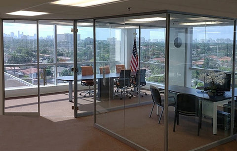 Glass Conference Room TC29