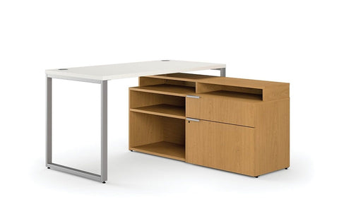 Florentine Righthand Small L Desk 60 W x 60 D