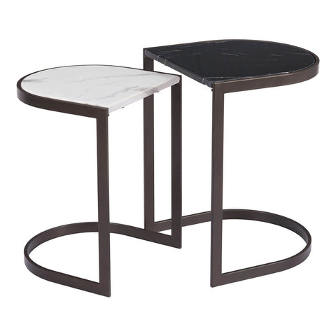 Bowndle 2 Piece Coffee Table Set