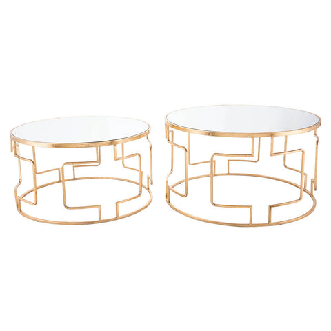 Indio Coffee Tables Set of 2