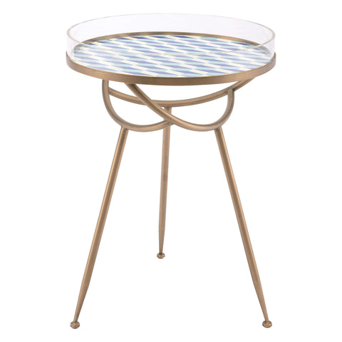 Conde Occasional Table Round
