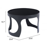 Doral  Occasional Table Round