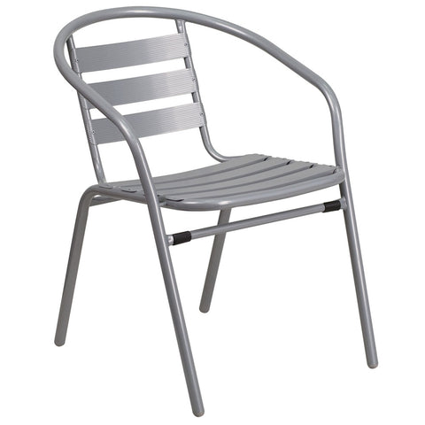 Monty Metal French Bistro Chairs
