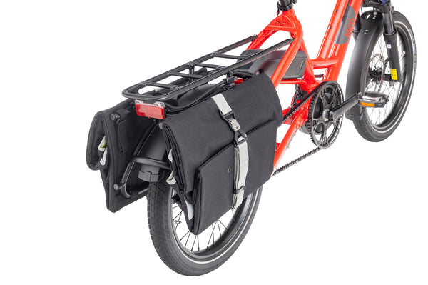 "Cargo Hold Panniers 37"" for HSD & GSD"
