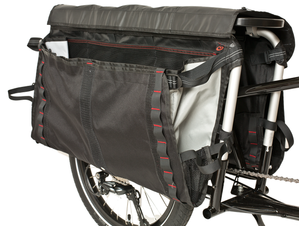 Xtracycle X2 Bags