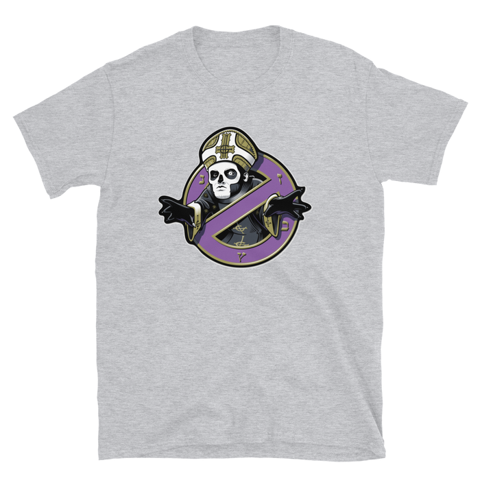 Voodoo Priest Ghostbuster Cotton Tshirt