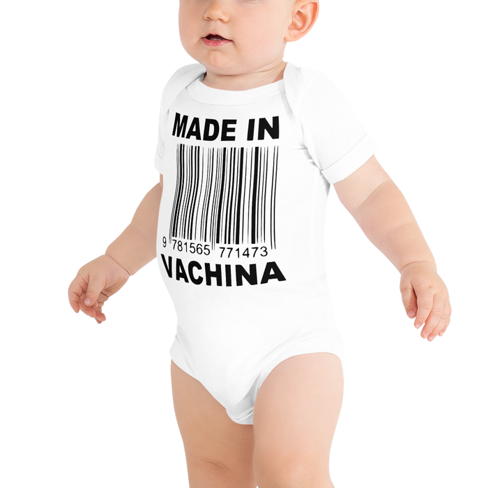 Made in Vachina Baby grow