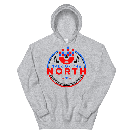 Talk of the North Pullover hoodie