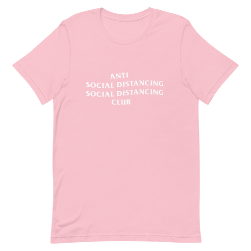 Anti Social Distancing Social Distancing Club