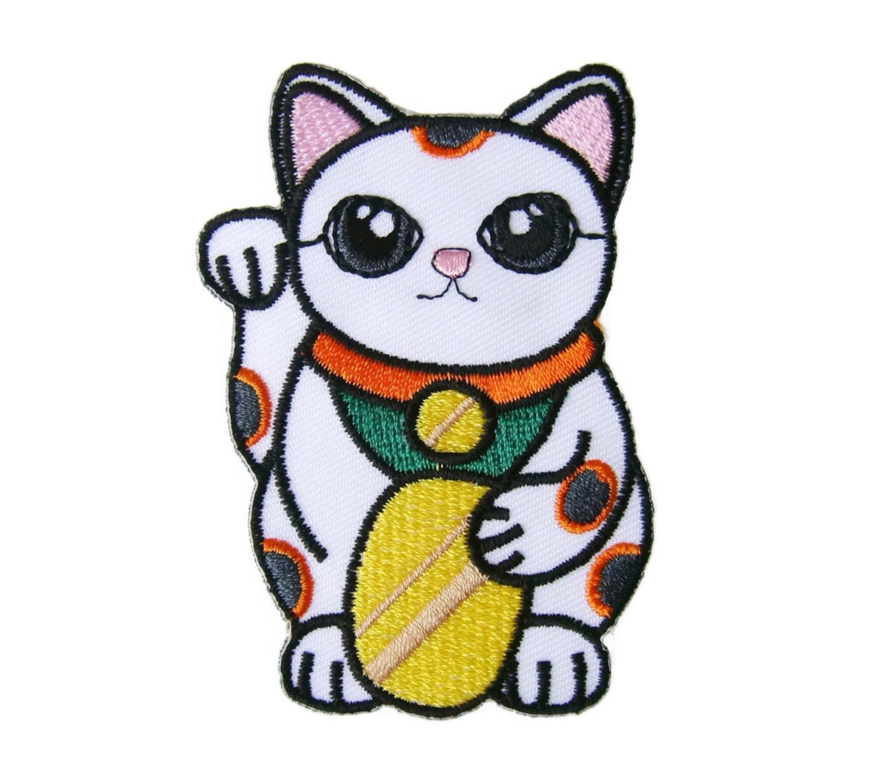 Lucky Cat Patch - TrippyKitty