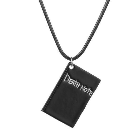 Death Note Necklace - TrippyKitty