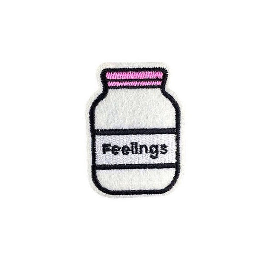 Jar of feelings patch - TrippyKitty