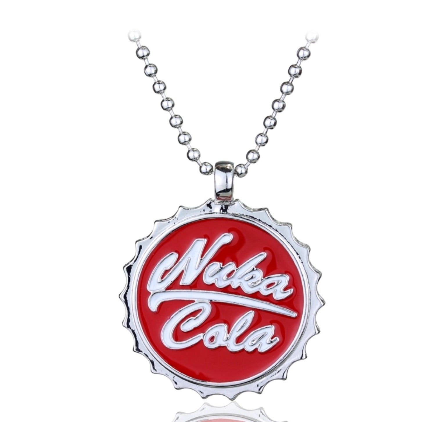 Nuka Cola Necklace - TrippyKitty
