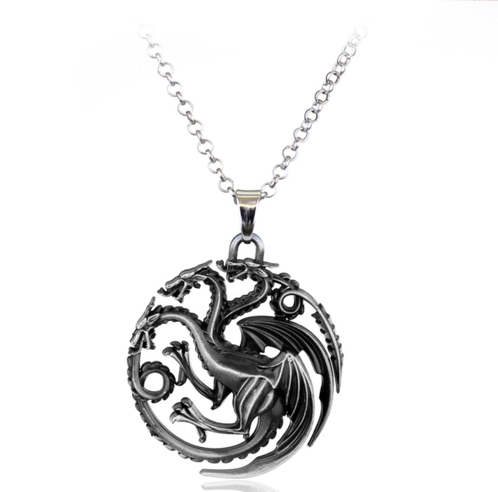 Targaryen Necklace - TrippyKitty