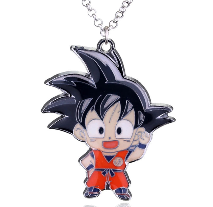 Goku Necklace - TrippyKitty