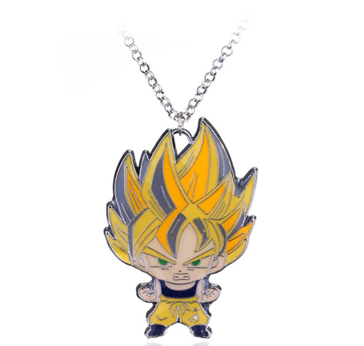Super Goku Necklace - TrippyKitty
