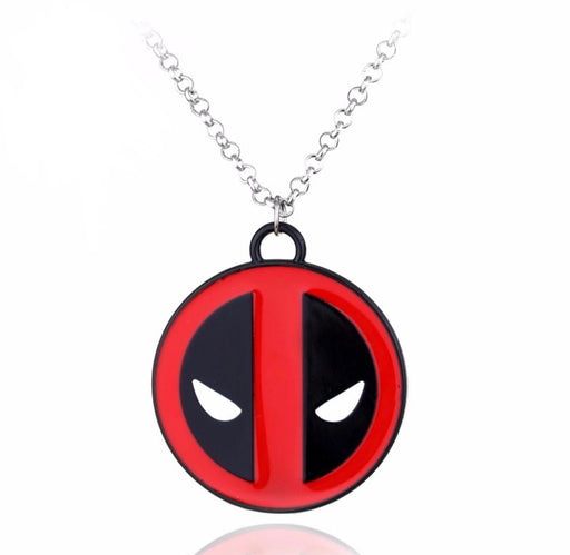 Deadpool Pendant - TrippyKitty