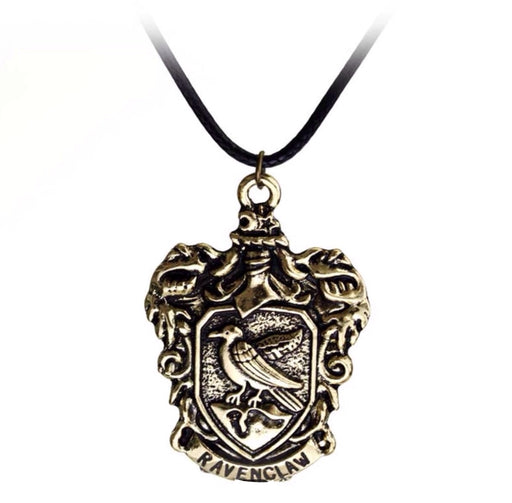 Ravenclaw Harry Potter Necklace - TrippyKitty