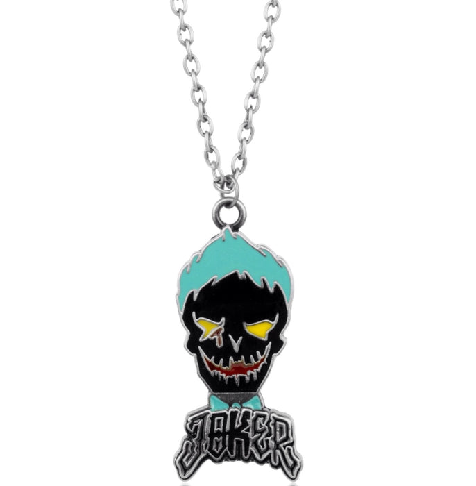 Joker Necklace - TrippyKitty