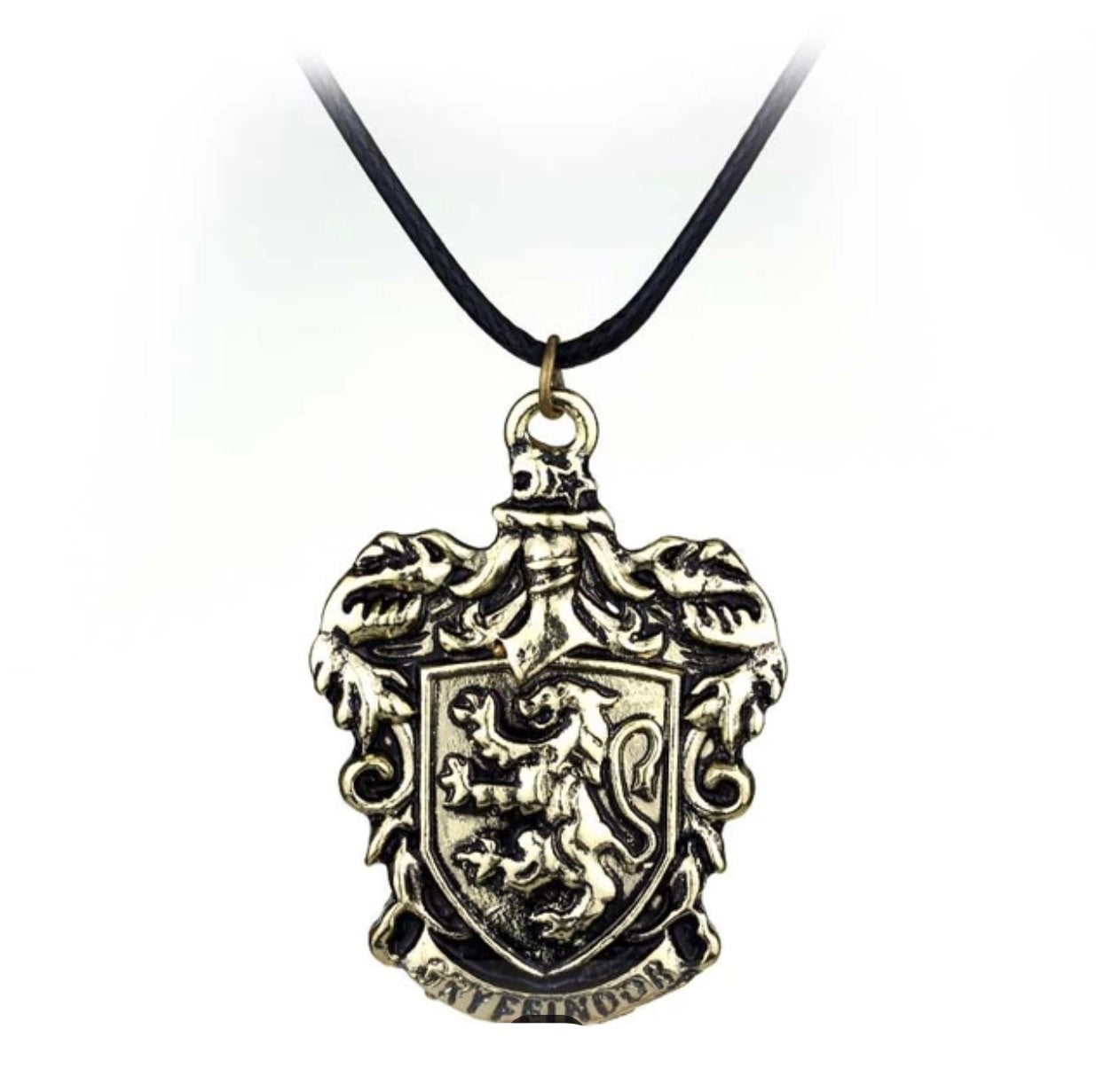 Harry Potter Gryffindor Necklace - TrippyKitty