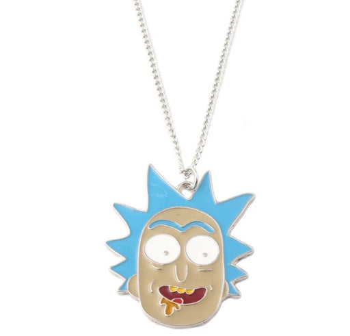 Rick Necklace - TrippyKitty
