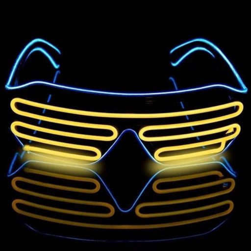 Yellow LED Glow Shades - TrippyKitty