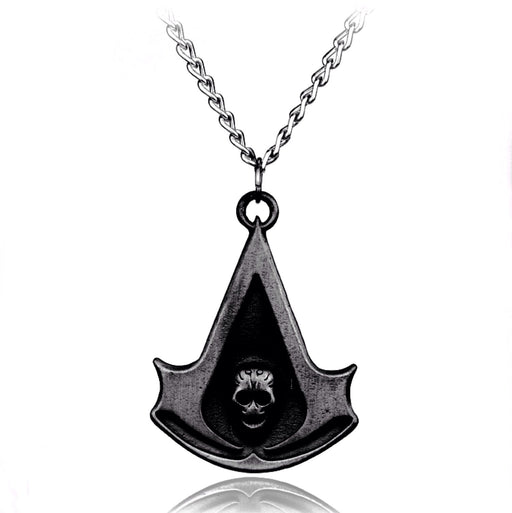 Assassins Creed Pendant - TrippyKitty