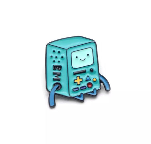 Bmo Pin Badge (Enamel) - TrippyKitty