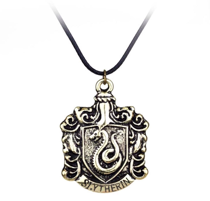 Harry Potter Slytherin Necklace - TrippyKitty